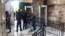 ازالة كاميرات وبوابات الاقصى بعد اتفاق اردني مع الاحتلال