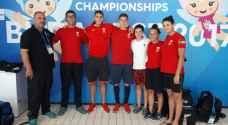 السباح 'البدور' يواصل مشواره نحو أولمبياد الشباب