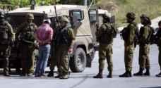 الاحتلال يعتقل ٤ مواطنين من بيت لحم والخليل