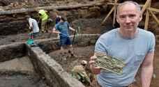 العثور على آثار تعود للحقبة الإمبراطورية في إحدى ساحات موسكو