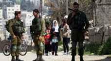 اعتقالات بمداهمات للاحتلال بالضفة