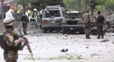 هجوم انتحاري امام السفارة العراقية في كابول