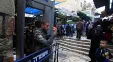 الاحتلال يعزز قواته بالقدس لحماية مسيرة للمستوطنين
