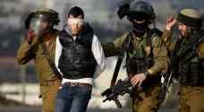 الاحتلال يعتقل ١١ فلسطينيا بالضفة والقدس المحتلة
