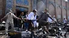قتلى وجرحى بتفجير في مسجد غرب أفغانستان