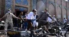 داعش يتبنى الاعتداء على مسجد في أفغانستان