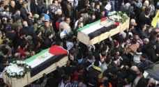الاحتلال يقرر تسليم جثامين ٤ شهداء