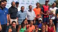 ختام النسخة الأولى من بطولة عمان الدولية للتنس