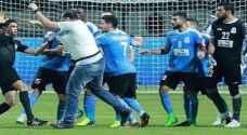 حكم مباراة الفيصلي: سبب واحد منعني من إلغاء نهائي البطولة العربية