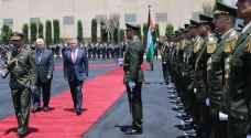 المالكي يؤكد أهمية التنسيق الأردني الفلسطيني لمواجهة التحديات