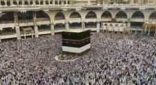 السعودية: لا حالات وبائية بين الحجاج