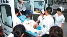 ٣٦ قتيلا على الاقل في حادث سير في الصين