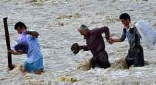 فيضانات في ايران تسفر عن ١١ قتيلا