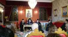 البطريرك ثيوفيلوس: البطريركية تعرضت لحملة قاسية تمثلت باتهامات ضد مصداقيتها..صور