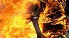 عشريني يقدم على الانتحار حرقا بإربد
