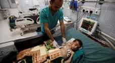 الصحة العالمية: نصف مليون إصابة بالكوليرا في اليمن