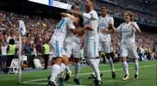 ريال مدريد بطلاً للسوبر الاسباني بانتصار جديد على برشلونة بهدفين دون رد