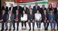 تجديد الثقة بسمو الأمير فيصل بن الحسين رئيساً للجنة الأولمبية