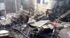 الاحتلال يفجر منزل الشهيد عنكوش غرب رم الله