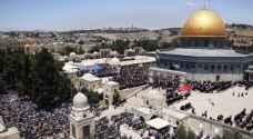 الاحتلال يعتقل ٧٢ مقدسياً على خلفية أحداث الأقصى