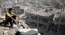 الامارات تقدم ١٥ مليون دولار شهريا لمشروعات في غزة