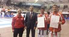 ذهبيتان وفضية وبرونزية 'للكراتيه' في بطولة اليابان