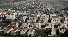 ٤ آلاف وحدة استيطانية جديدة بالضفة الغربية والقدس المحتلة