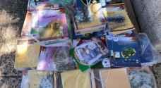 الاحتلال يمنع إدخال الكتب لمدراس داخل المسجد الأقصى