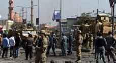 افغانستان.. ٥ قتلى وإصابة العشرات في هجوم انتحاري