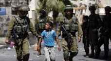 ٣٠٠ طفل فلسطيني حرمتهم سجون الاحتلال من التعليم