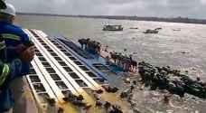 ٤١ قتيلا على الاقل في حادثي غرق في البرازيل