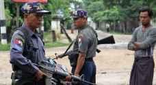 ٣٢ قتيلا في هجوم لمسلحين من الروهينغا في بورما الجمعة