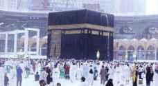 أمطار وسحب رعدية على مكة والمدينة المنورة