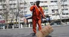 أمانة عمّان تلزم عمال الوطن بدوام كامل طوال أيام العيد