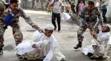 فرار ٦٠ ألف مسلم لبنجلادش بسبب مجازر ميانمار