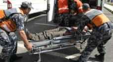 ٧ إصابات في حادث تصادم في الطفيلة
