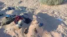 العثور على جثث ١٦ مهاجرا في صحراء شرق ليبيا