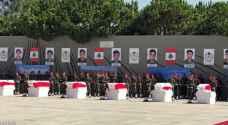 لبنان يشيع جثامين العسكريين العشرة