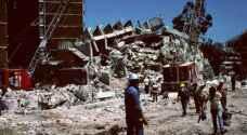 زلزال المكسيك 'الأقوى' منذ ٨٥ عاما