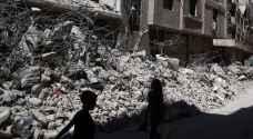 روسيا تحث الامم المتحدة على زيادة المساعدات الى السوريين