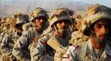 الإمارات: استشهاد ضابط ضمن عمليات التحالف العربي باليمن