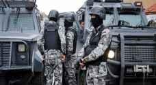 الأردن: عصابة تتزعمها سيدة خططت لمهاجمة رجال أمن