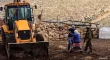 الاحتلال يصادر ٢٠٠ دونم لصالح مستوطنة جنوب الخليل