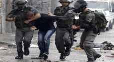اعتقال شاب فلسطيني في قلنديا واندلاع مواجهات