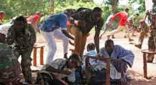 النزاع في افريقيا الوسطى هجّر ربع سكانها
