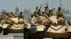 القوات العراقية تتقدم باتجاه معقل داعش قرب الحدود السورية