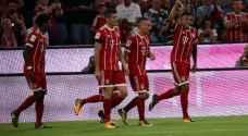 بايرن ميونخ يحقق فوزاً جديداً ولايبزيج يسقط ضد أوجسبورغ
