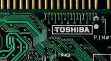 بكم باعت توشيبا وحدة إنتاج الرقائق؟