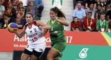 سيدات كرة السلة ٣×٣ يتأهلن إلى الدور ربع النهائي