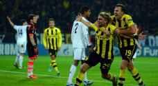 ريال مدريد يبحث عن فوزه الأول في ملعب دورتموند